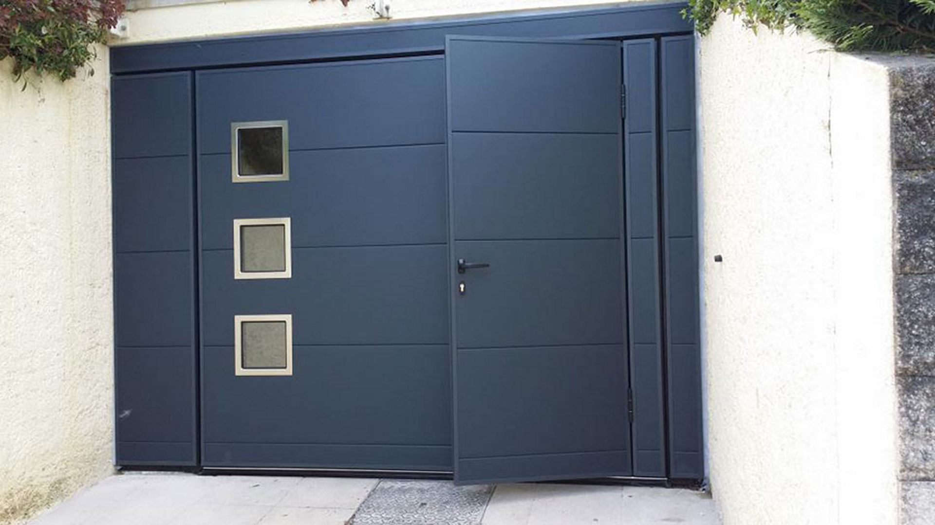 Combien co te une installation de porte de garage abc for Installer chatiere porte garage