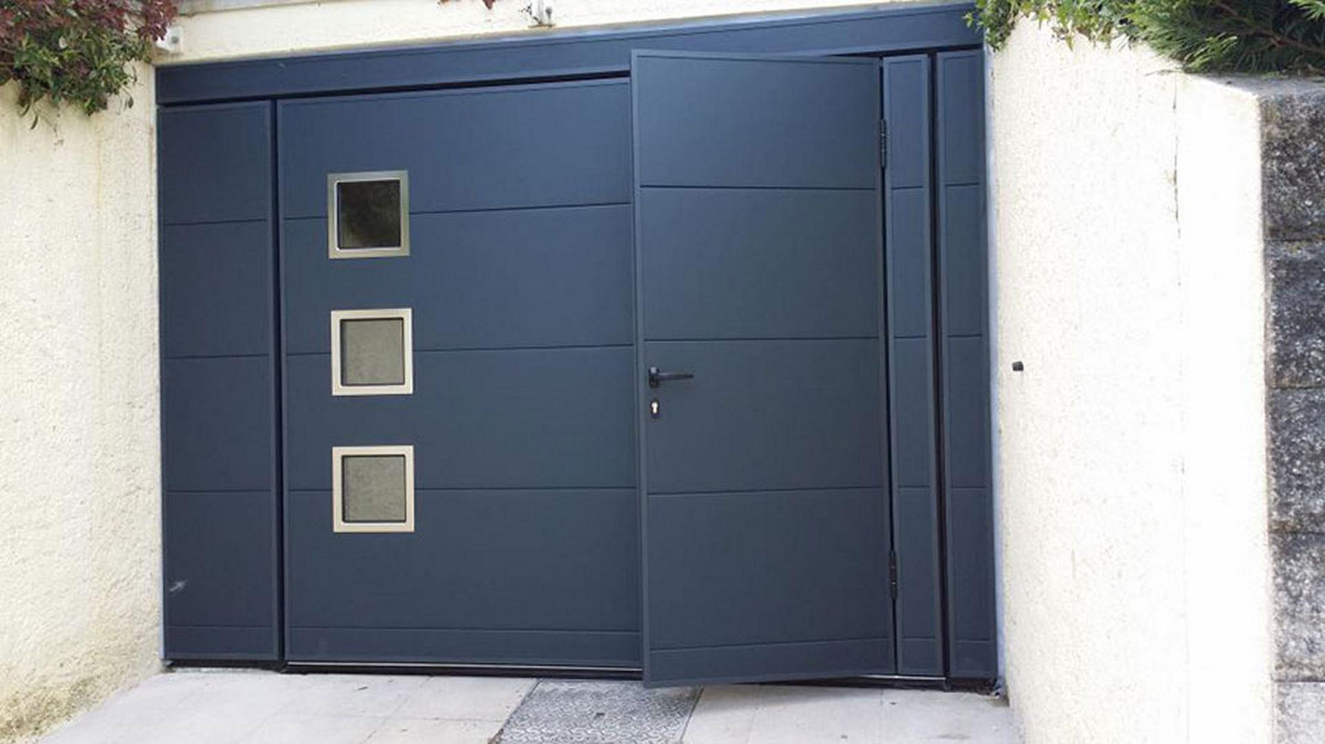 porte de garage installation