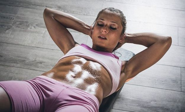 muscu abdos