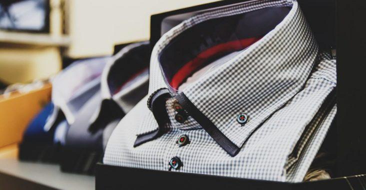 chemise bien repassee